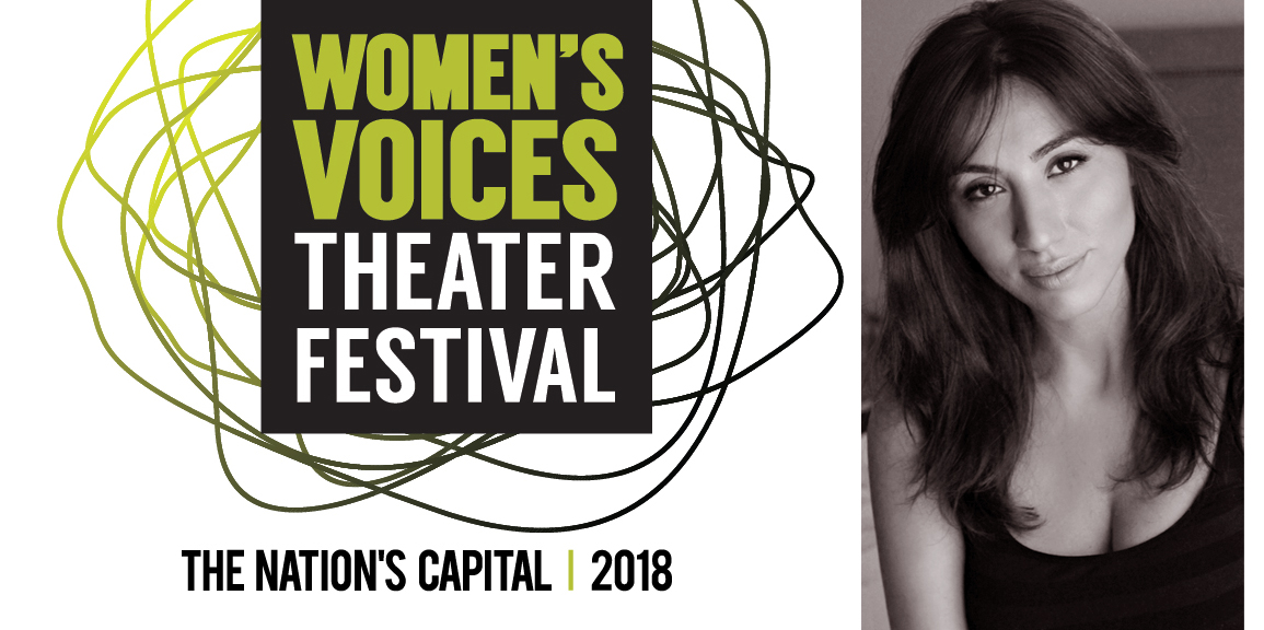 Women's Voices Theater Festival / New Circle Theater Company staged reading of Kissed The Girls and Made Them Cry by Arlene Hutton Directed by Emily Tetzlaff