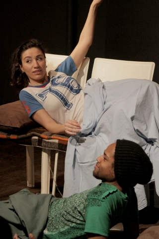 Julie Asriyan, William Esper Studio alum actors showcase at Theater Row