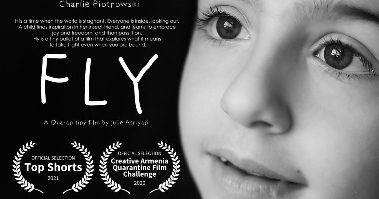 """FLY"" Official Selection 2021 Top Shorts and Venice Shorts Film Festivals"